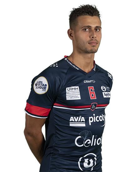 6 - Antoine LEGER