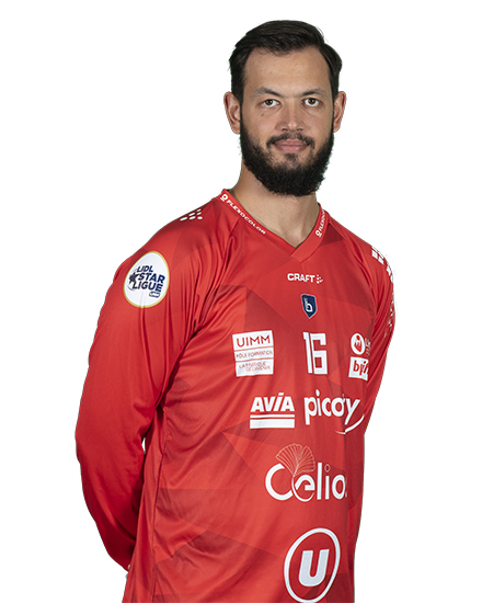 16 - Denis Serdarevic
