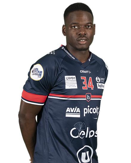 34 - Romuald KOLLE