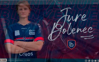 Jure Dolenec signe pour 3 saisons au LH !