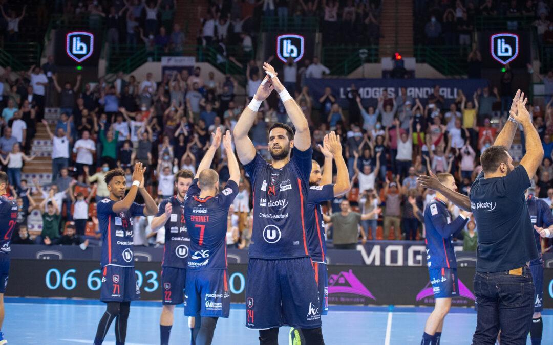 J03 : Nîmes – Limoges, 5 choses à savoir !