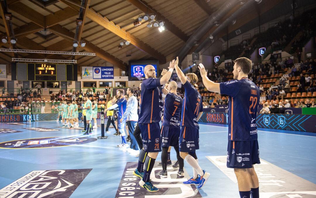 J07 : Cesson – Limoges, 5 choses à savoir !