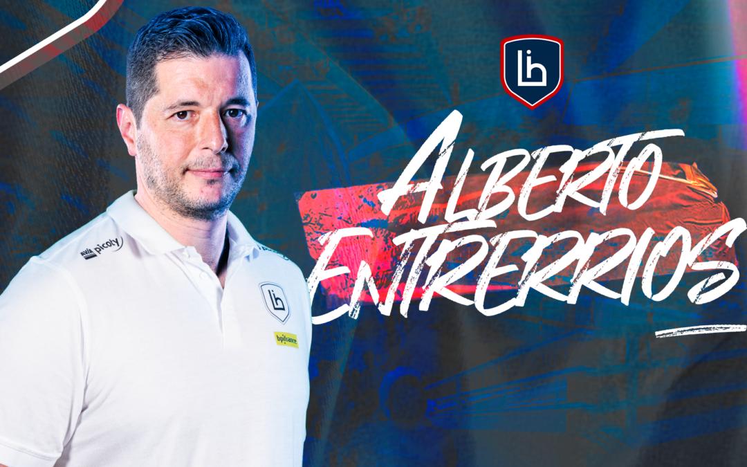 Alberto Entrerrios, futur entraineur du Limoges Handball !